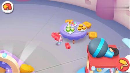 宝宝巴士 派对主题乐园 肚子饿了,和小朋友们一起吃点心
