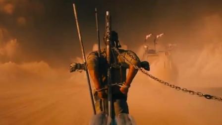 世界末日:巨大沙漠风尘暴