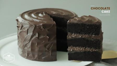 在家中制作美味的巧克力奶油蛋糕,你想品尝吗?一起来见识下!