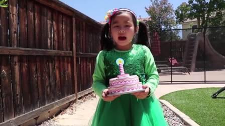 国外儿童时尚,趣味生日,各种特色的蛋糕