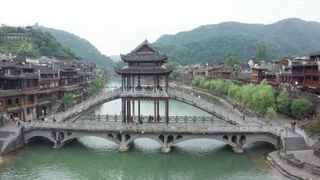 湖南300多年的凤凰古城,如今古城人寥寥无几,到底什么原因呢