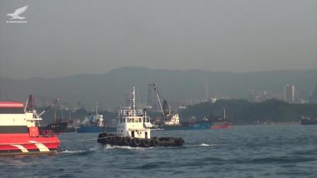 维港游   国际大都市   魅力香港之十一