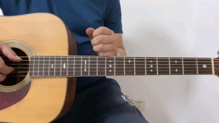 吉他入门,生日快乐歌如何弹奏