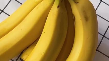 教大家一个怎样保存香蕉的做法