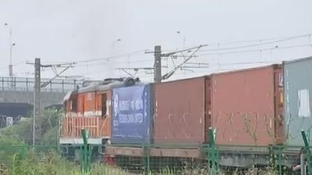 新闻30分 2020 浙江金华 全国首趟中欧班列玩具列车开行