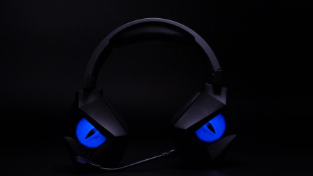钛度冰霜之眼蓝牙版游戏耳机