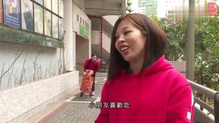 香港人的生活:香港住10平方的劏房家庭开饭难:找个正常空间吃顿饭是奢侈的梦想