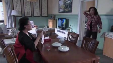 极品农村亲戚找上门,一身邋遢,白吃白喝还要求老太太给她找高富帅