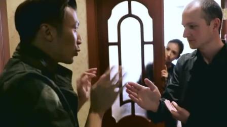 锋味:外国小伙沉迷中国武术,谢霆锋教他咏春要诀,林依晨秒变迷妹!