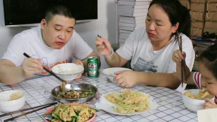 茄子炒豆角,很好吃的一道家常菜,做法简单味道棒,老婆:值得一吃