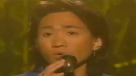 黄家驹演唱《海阔天空》香港金曲奖颁奖典礼上最后一次演绎!