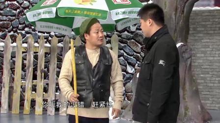刘大脑袋吹牛说自己考过电影学院,被王云一顿损:就你这腿脚