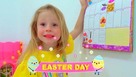 国外儿童时尚,萌宝小女孩穿上彩色裙子和爸爸玩趣味游戏