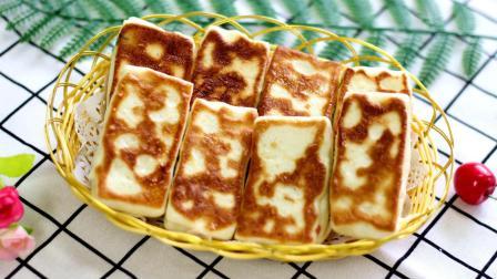 火腿葱花饼的新做法,学会操作步骤,松软还好吃,家人特别喜欢