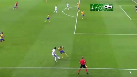 足球:C罗诺坎普绝杀巴萨 霸气晒球衣讽刺梅西 皮克也是苦不堪言