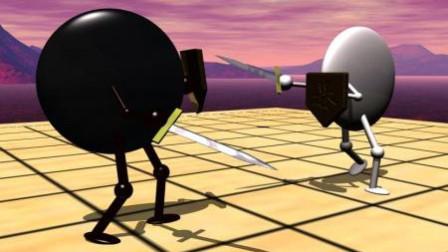 【连续缠绕进攻】李老师少儿围棋课堂(适合2段-4段)复盘讲解