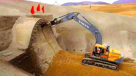 中国一隧道3年只挖4米,印度听后笑出了声,德国专家竖起大拇指