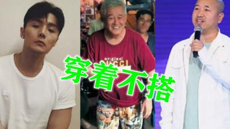 63岁赵本山近况!满头白发很苍老,片场满脸笑容十分和蔼,就是旁边豹纹女郎穿着有点不合适
