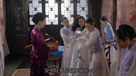 韩剧:皇太后与皇后针锋相对,互不相让,两个都不是省油的灯!