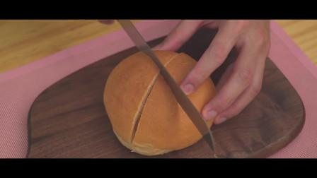 芝士黄油蒜香面包