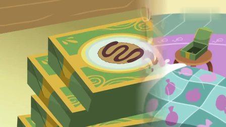 小马宝莉:碧琪告诉云宝,它病了只有彩虹饼干才能让它舒服一点