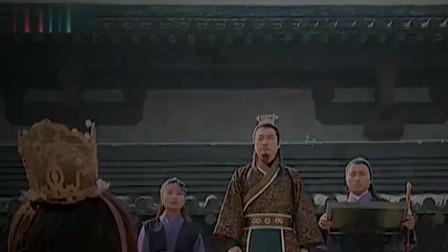 天下第一 谁也没想到 铁胆神侯干掉曹公公后 竟率领十大将军逼迫皇上退位!