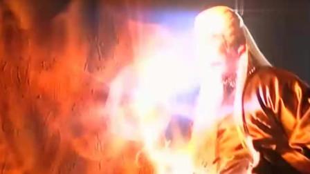 火麒麟在雄霸面前也敢逞凶,雄霸直接一发三分归元气!