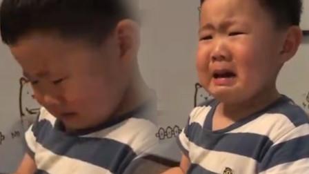 4岁宝宝因妈妈做饭难吃,委屈大哭难以下咽,网友:到底有多难吃