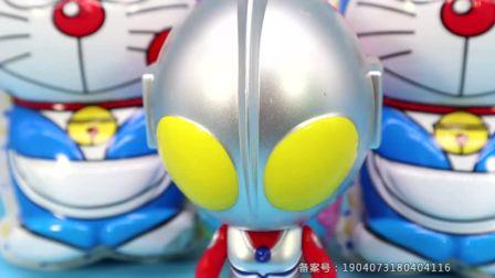 叮当猫哆啦A梦玩具蛋 小猪佩奇奇趣冒险蛋(3)
