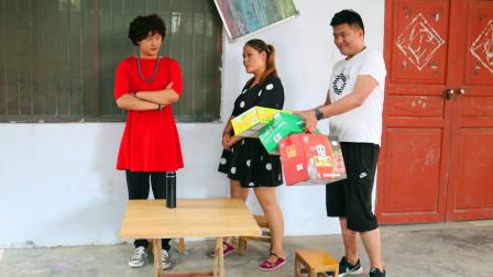 怀孕2:男朋友来村花家见家长,不料竟被彩礼钱