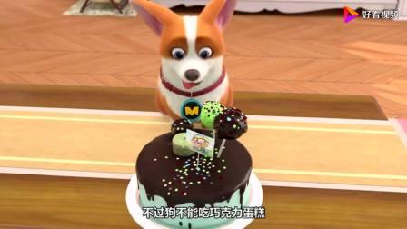 飞狗moco:这也太惨了,奶油蛋糕和巧克力蛋糕,都与我无缘