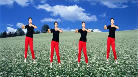 活力健身舞《飞》我要飞飞飞,动感舞步带你飞向快乐