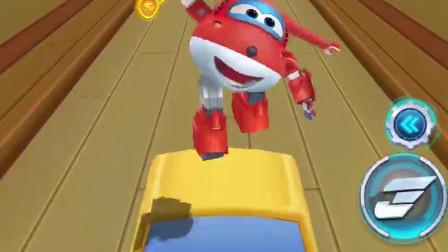 乐迪怎么撞到路边的牌子了 乐迪都被撞蒙了 超级飞侠游戏