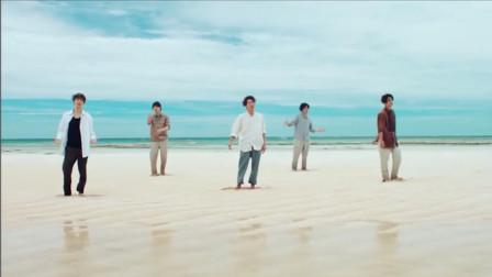 日本国民男团再次出动,出道20年人气组合发行新单曲,《IN THE SUMMER》陪你嗨翻整个盛夏