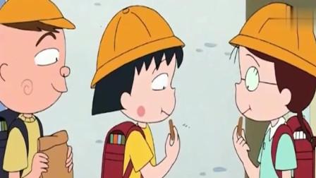 樱桃小丸子:小丸子忽然明白了,面包边既好吃又不贵,一心执着于三明治了!