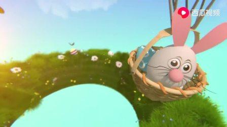小猪佩奇拜托苏菲亚帮猪妈妈做蛋糕,小马宝莉紫悦用魔法送蛋糕
