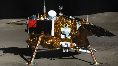 """古老的月球背部,人类从未踏足过的领域,""""嫦娥""""四号终于探索成功"""