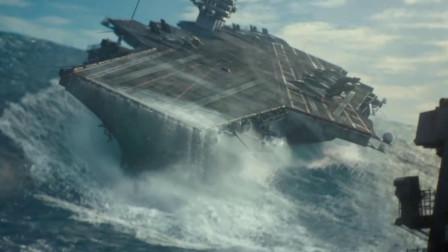 俄罗斯与美国交战,两方军舰瞬间开火,战况十分激烈