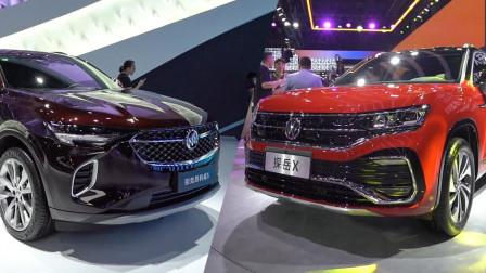 合资中型SUV大比拼:昂科威S对比探岳X-玩车TV