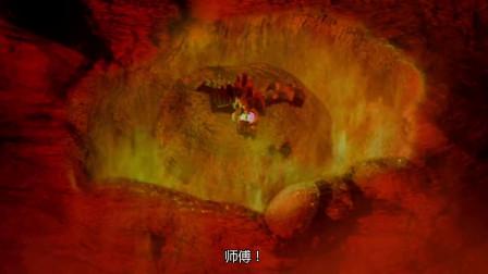 蜀山传,千年血魔,席卷五台山,老和尚施展大罗佛手迎敌