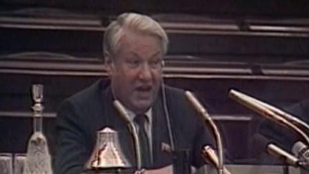1991年,苏联发生后,叶利钦反其道而行击中苏共要害!