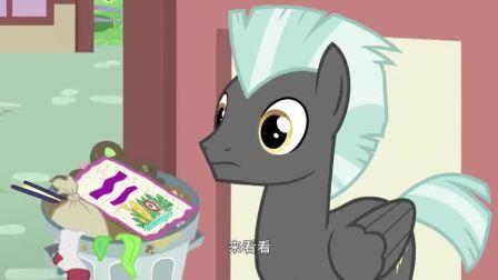 小马宝莉:小马为什么把宣传单扔了,他不喜欢夏令营吗?