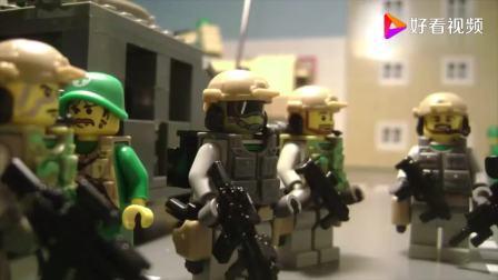 乐高城市系列,与恐怖分子的较量
