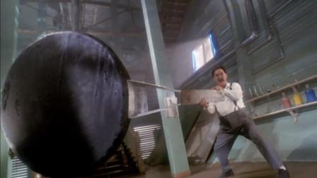 博士是发明家,拿出这么大的平底锅,能打人还能煎鸡蛋