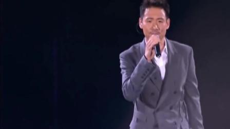 张学友演唱《李香兰》,歌神兰花指一出我就知道没那么简单!