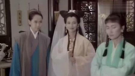 """新白娘子传奇小青为许仙""""借饭钱"""",意外遇到真爱,竟害羞了"""