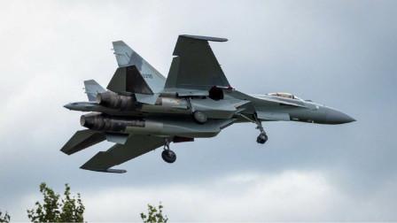 埃及订购的首批苏-35S战机亮相,实战部署表现优秀,最终赢得客户订单