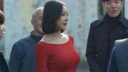 经典的韩国高分犯罪电影,肉铺美女店长沉鱼落雁,看得人目不转睛