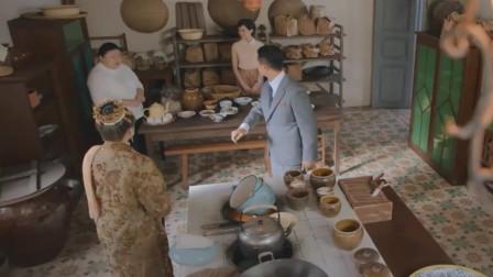小娘惹:月娘做的娘惹菜太好吃,陈家祖孙竟抢着喝汤,责怪太少了!