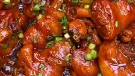 红烧鸡腿,十大家常菜排行榜之一,简单易学
